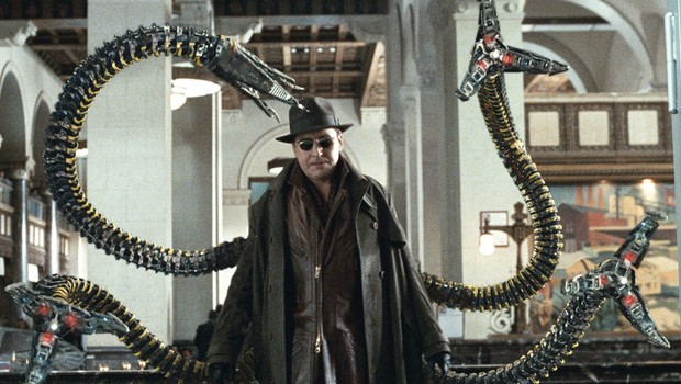 Spider-Man 3 - Alfred Molina -  docteur Octopus