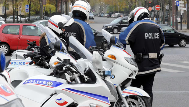 police France - faits divers