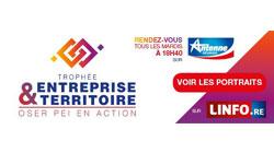 Trophée Entreprise & Territoire